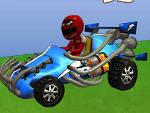 игра Горные гонки 3D