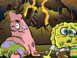 игра Спанч Боб и Патрик: побег