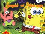 игра Спанч Боб и Патрик: побег 3