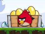игра Сумасшедшие злые птицы