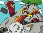 игра Альпийский маньяк
