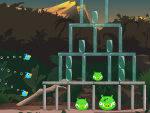игра Angry birds: Битва за лес