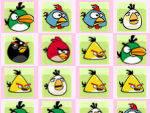 Angry birds: перестановка