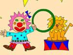 игра Клоун и тигр