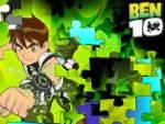 игра Ben 10 puzzle