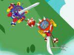 игра Битвы роботов с Марио