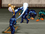 игра Бойцы каратэ