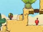 игра Дибблсы 3: Отчаяние пустыни