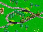 игра Долина поездов