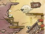 игра Домой, овечки, домой. Приключения под землёй.