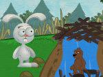 игра Кролик Рудольф