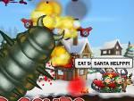 игра Мерзкий рождественский червь