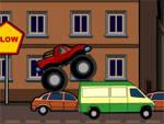 игра Monster truck