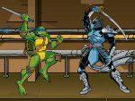 игра Черепашки ниндзя – уличный бой
