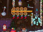 игра Новогодняя шахта