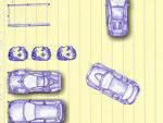 игра Рисованная парковка