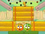 игра Спрячь апельсин 2