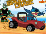 игра Stitch speed chase