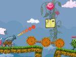 игра Свинья-артиллерист
