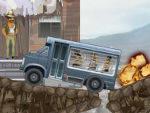 Тюремный автобус
