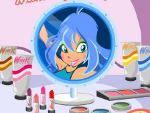игра Winx - время макияжа