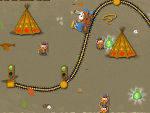 игра Западный поезд