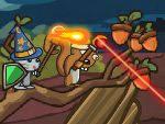 игра Защита орехов 2