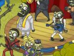 игра Зомби в Центральном парке