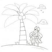 Пират на острове